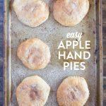 Social media image of Apple Hand Pies