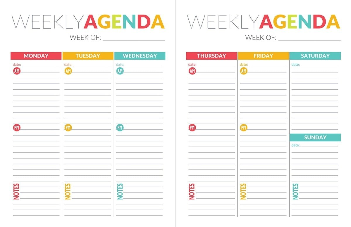 Calendar Organization Questionnaire : School year organizer planner printable pack yellow