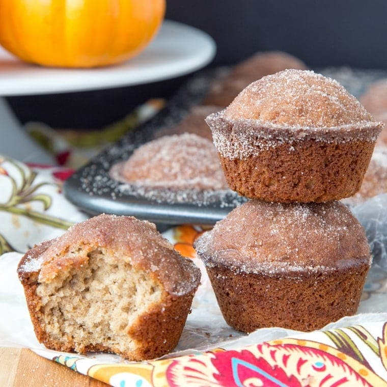 Pumpkin Spice Latte Muffins - Yellow Bliss Road