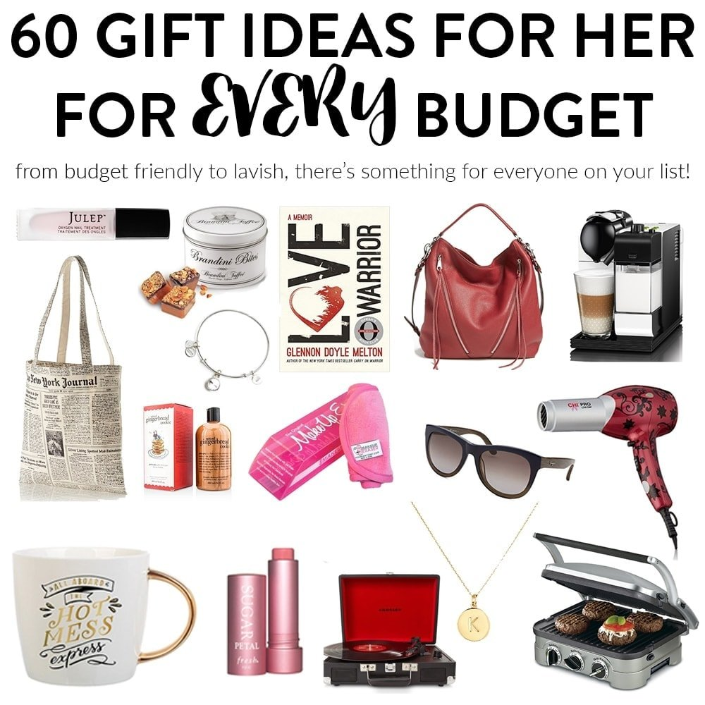 Interesting Gift Ideas For Her Gift Ftempo