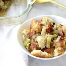 Bacon and Onion Stuffing