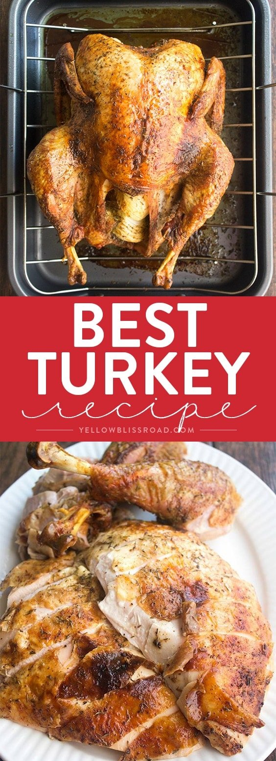 best thanksgiving turkey recipe