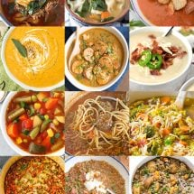 42 Comforting Soup Recipes
