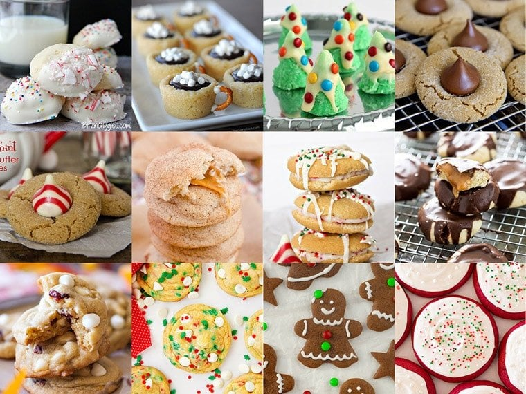 50 of the best Christmas Cookie recipes that are festive