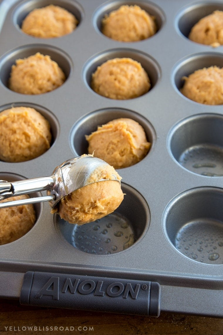 Sweet Potato Muffins for breakfast, brunch or a delicious snack!