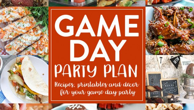 Game Day Party Planning