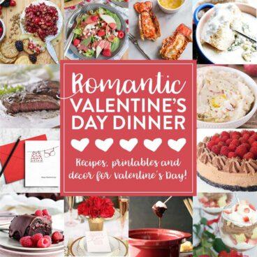 Social media image for Romantic Valentine's Day Dinner