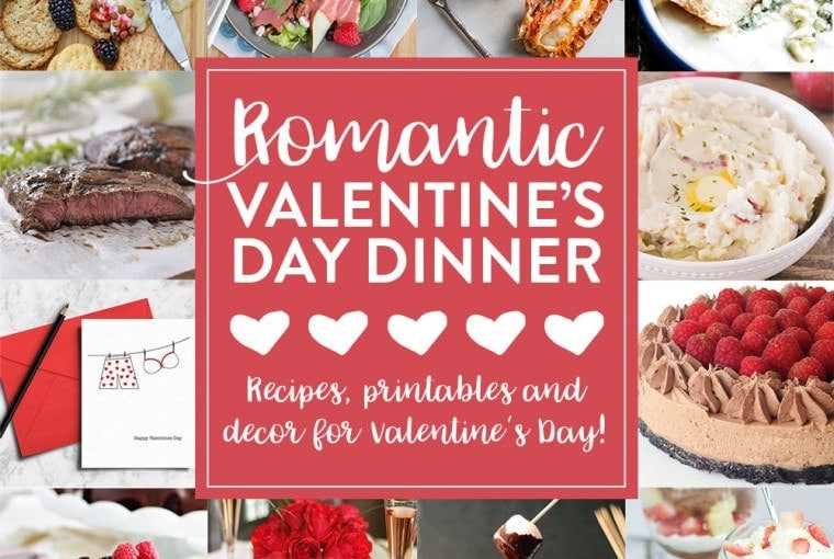 Valentine's Day Meal Plan