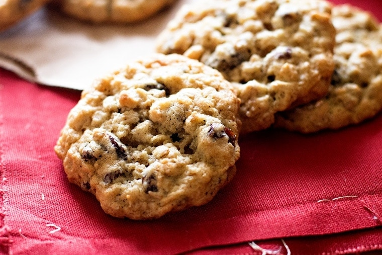 Classic Oatmeal Raisin Cookies just can't be beat! Just like grandma used to make! So soft and chewy, you'll be begging for more.