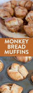 Social media image of Monkey Bread Muffins