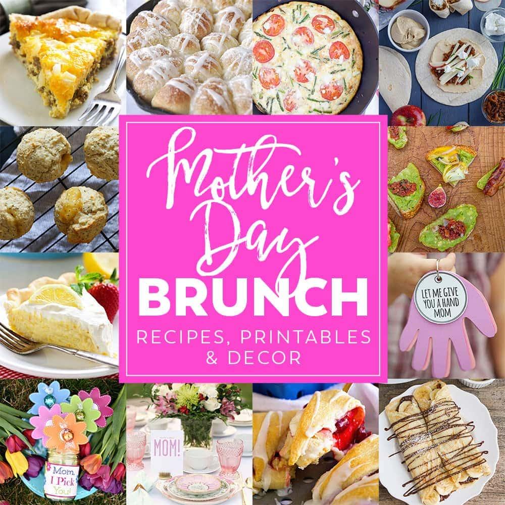 Social media image for Mothers Day Brunch