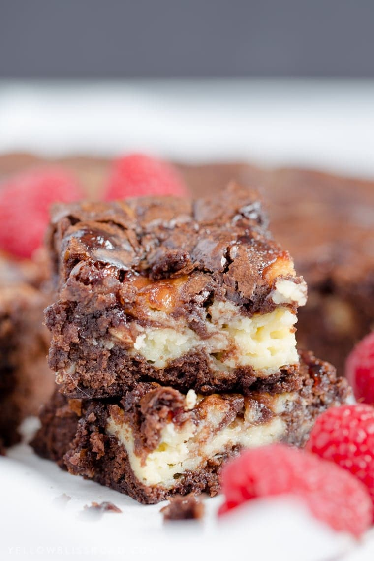 Raspberry Cheesecake Swirl Brownies are an indulgent treat that your family will love. Keep this recipe on hand for a spectacular dessert anytime.