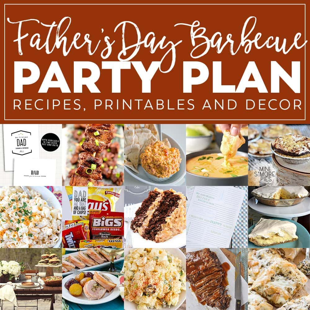 Social media image for Father\'s Day Barbecue Party Plan
