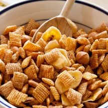 Tropical Chex Mix