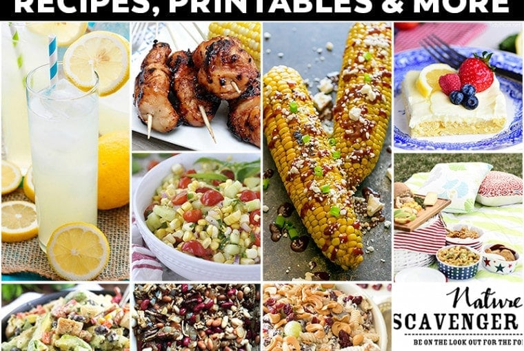 Best Ever Picnic Recipes & Ideas