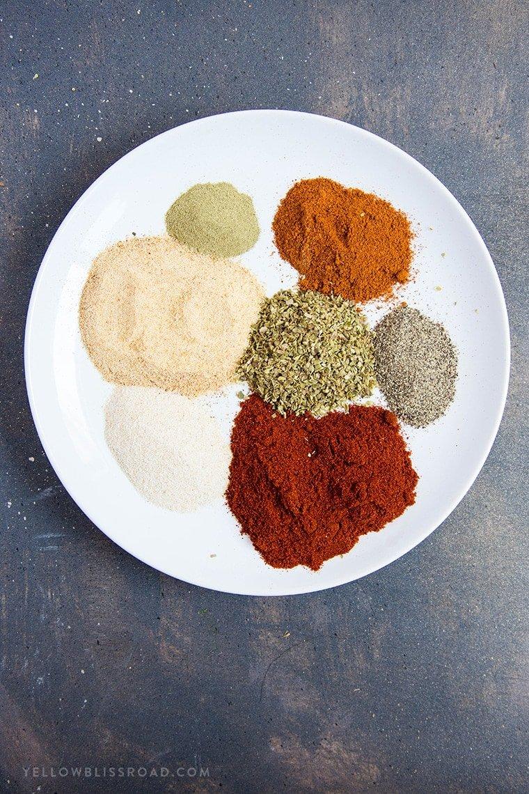 Homemade Cajun Seasoning - so easy and much cheaper than buying premade!