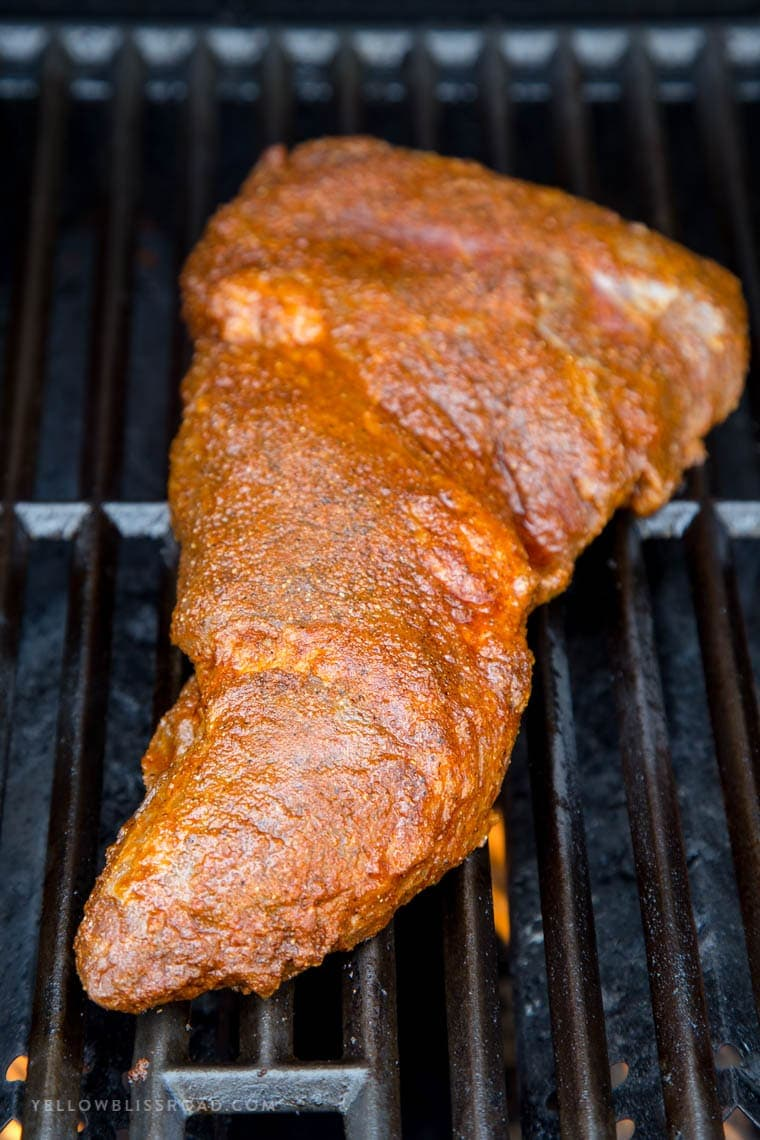 BEST EVER Spice Rubbed Grilled Tri-Tip - Incredibly tender, juicy and flavorful!
