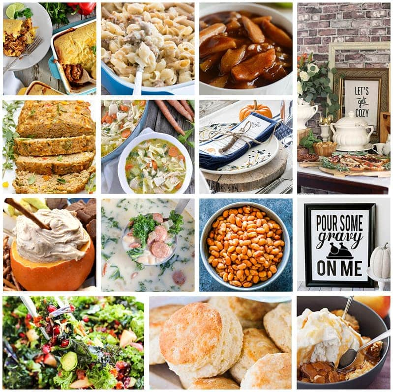 The best ever comfort food recipes and party decor sweet cs designs dont forget to pin this post so you can use all of the ideas for keep your belly warm and full this fall forumfinder Images