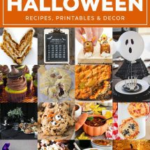 Best Ever Recipes for Halloween Night