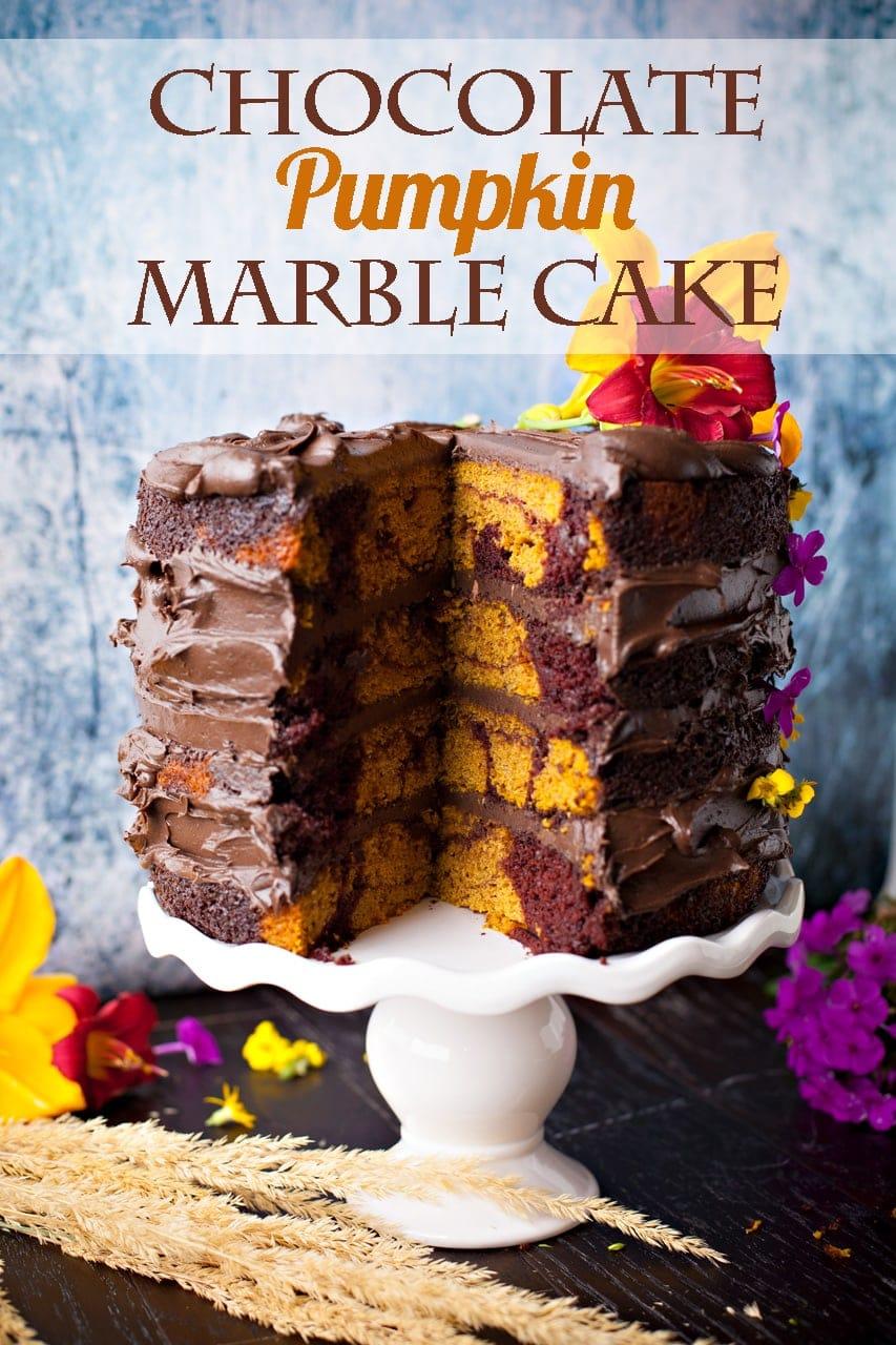 Social media image of Marble Cake