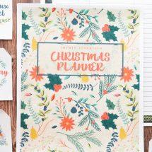 2017 Christmas Planner