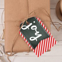 Free Printable Mix & Match Christmas Gift Tags