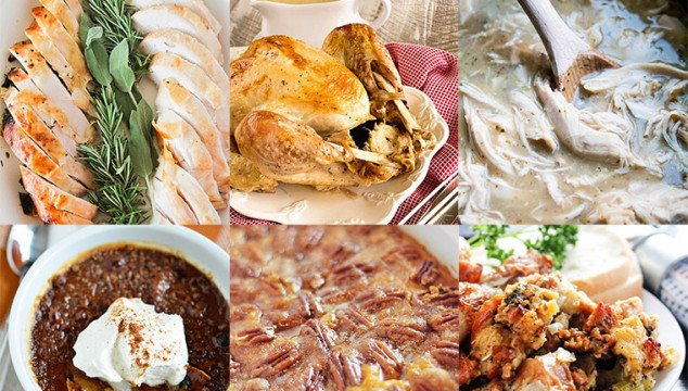 How to Create The Ultimate Thanksgiving Menu Plan!
