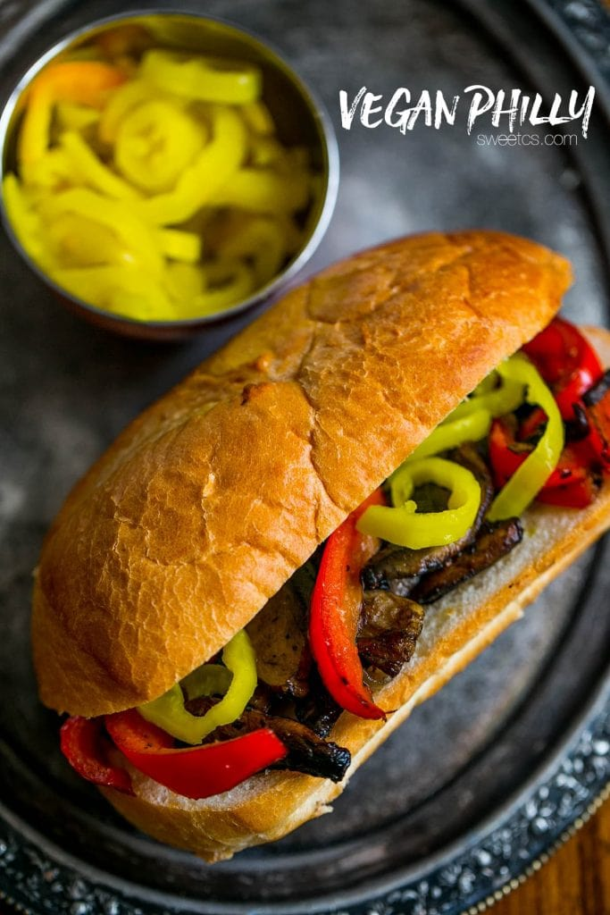 A close up of Cheesesteak