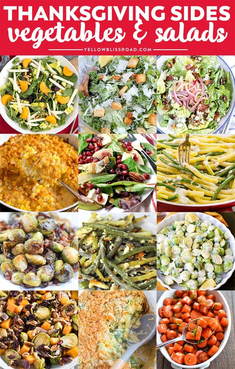 Amazing Thanksgiving Side Dishes The Ultimate List Of Over 100 Download Free Architecture Designs Scobabritishbridgeorg