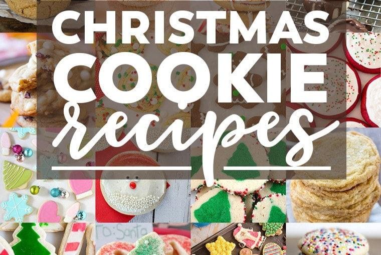 50+ Festive Christmas Cookies