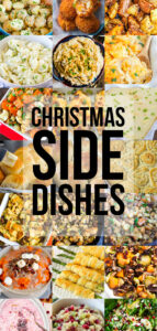 Christmas Side Dishes That Will Steal