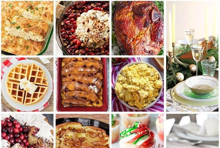 Christmas Brunch Ideas & Recipes