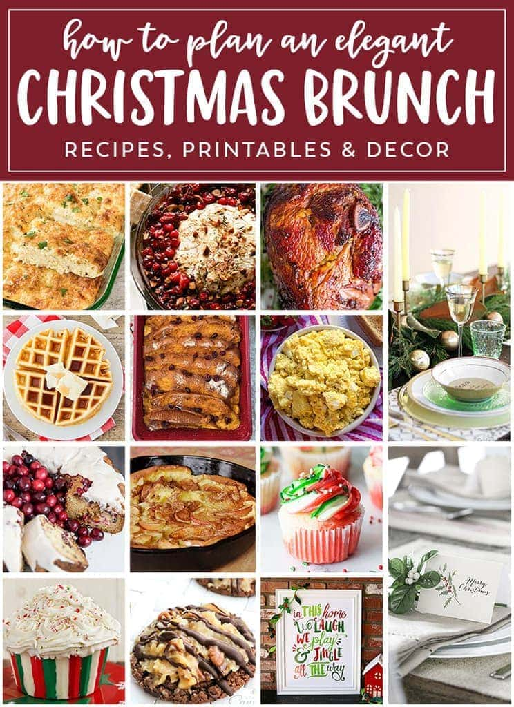 Christmas Brunch Recipes Ideas For A Perfect Holiday Event