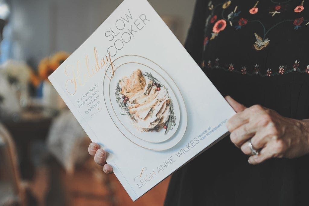 Slow Cooker Holidays Cookbook by Your Homebased Mom