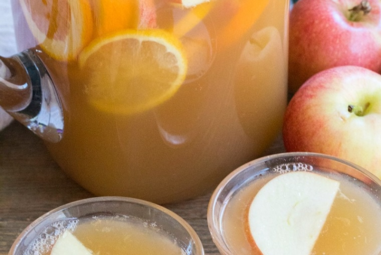 Apple Cider Ginger Punch