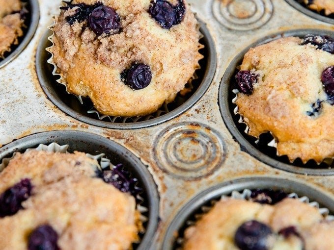 blueberry muffins Archives - Yellow Bliss Road