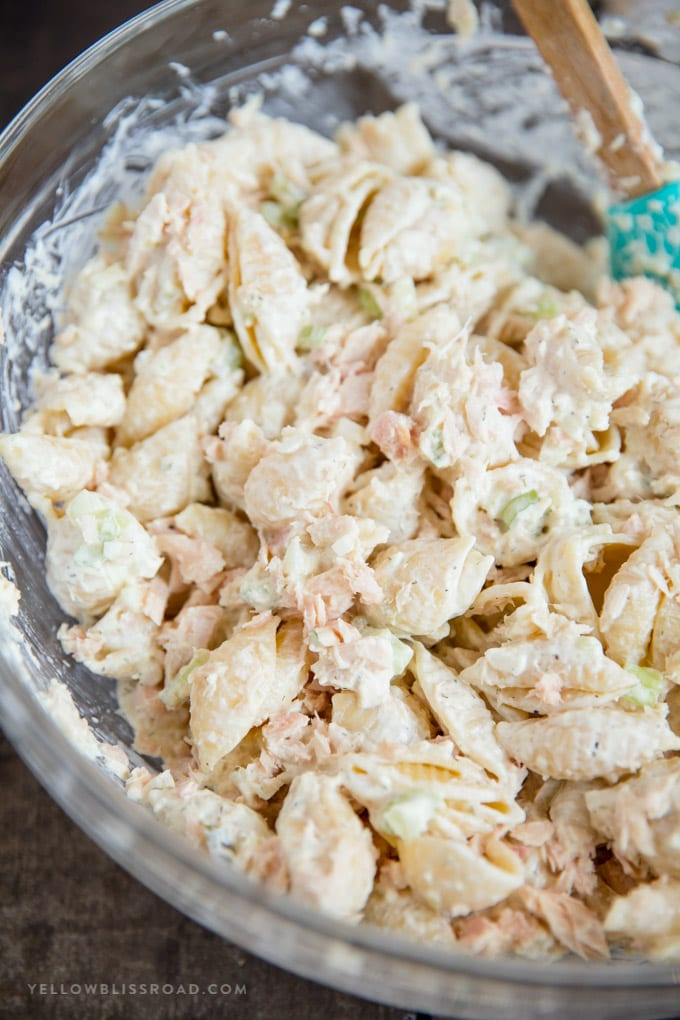 Tuna Pasta Salad Perfect For Picnics And Potlucks