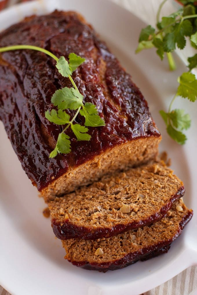 This mildly spicy Mexican Meatloaf is a new take on an old classic! With chorizo and salsa in the mix, it's a flavor combination your whole family will love!