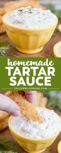 Tartar sauce social media image