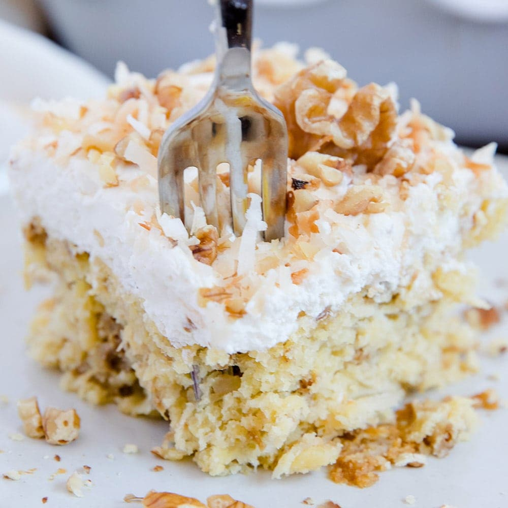 Coconut Cake Frosting Cool Whip