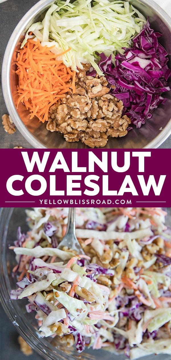 coleslaw recipe, coleslaw dressing collage