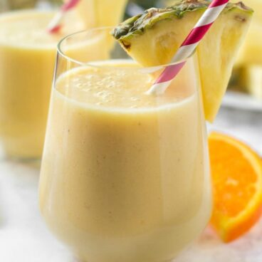 Social media image of Pineapple Smoothie