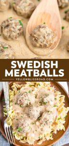 Social media image of Swedish Meatballs