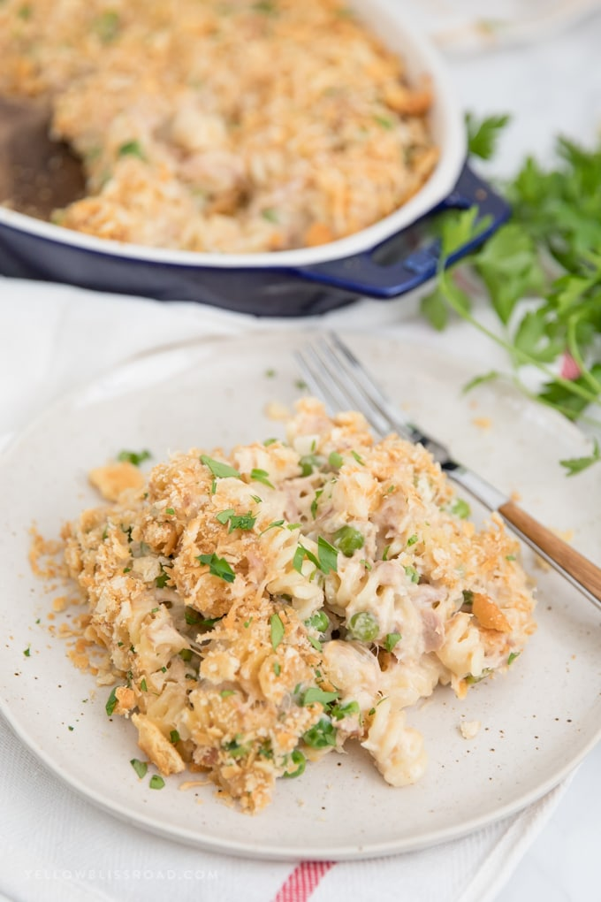 the best tuna casserole recipe tuna noodle casserole