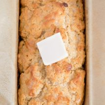 Beer Bread Recipe (Quick Bread)