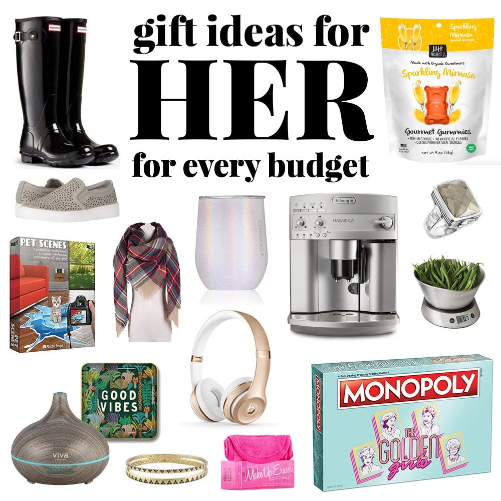 Christmas Gift Ideas For Her (Gifts For Women