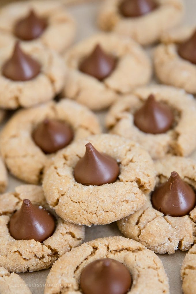 The Best Peanut Butter Blossoms Recipe