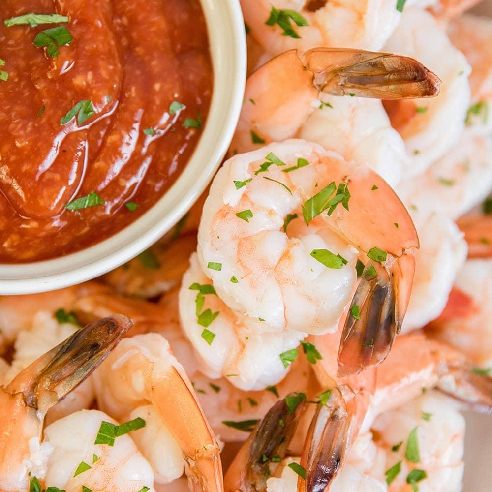 How To Make Easy Shrimp Cocktail