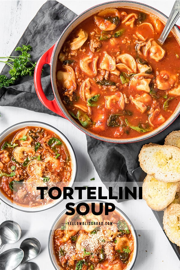 pinterest friendly image tortellini soup
