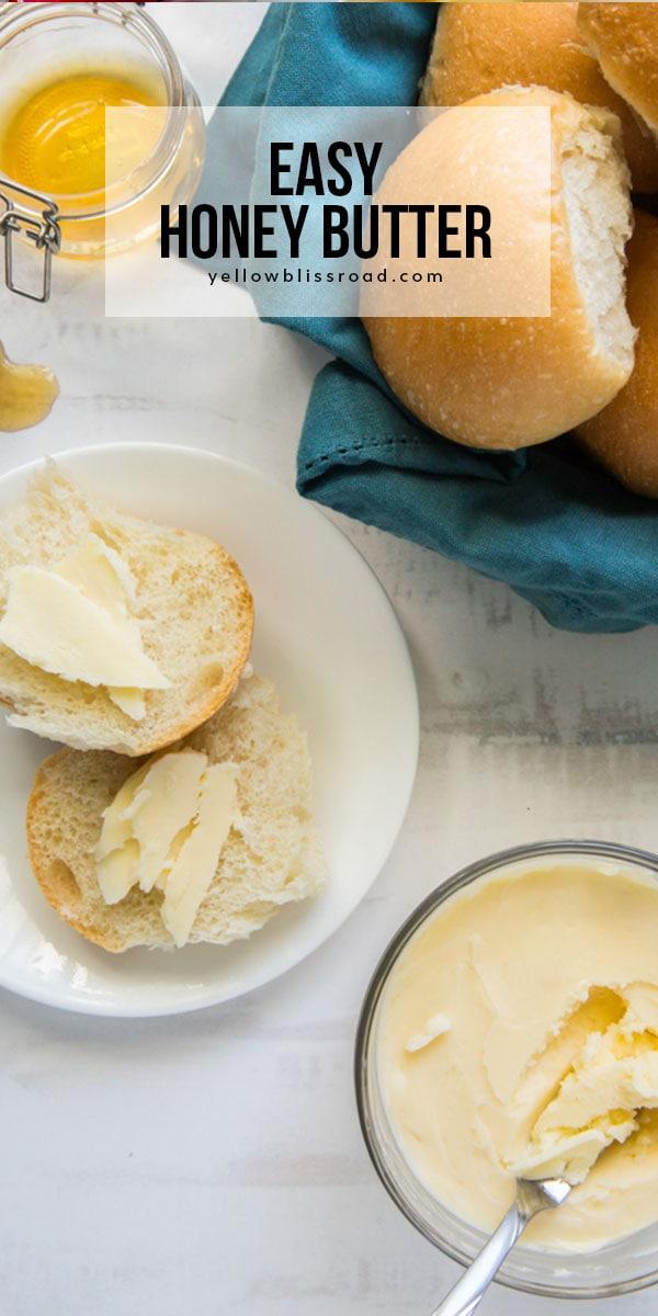 honey butter image for pinterest